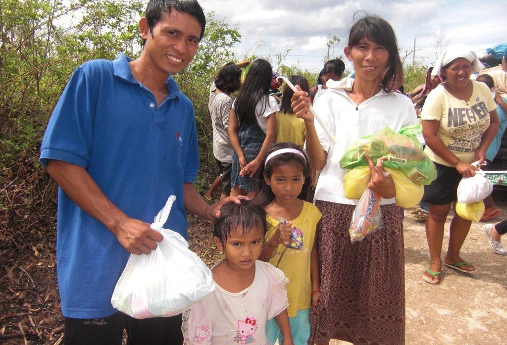 セブサポートのフィリピン支援