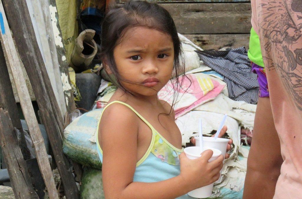 フィリピン セブ島の国際支援